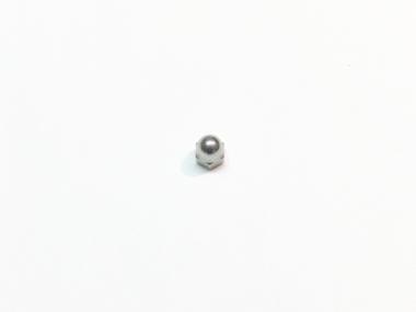 Hutmutter hoch M4 (500 Stück)
